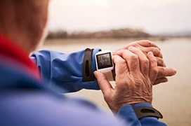 can smart watch help diagnose afib