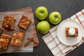 apple spice cake recipe video