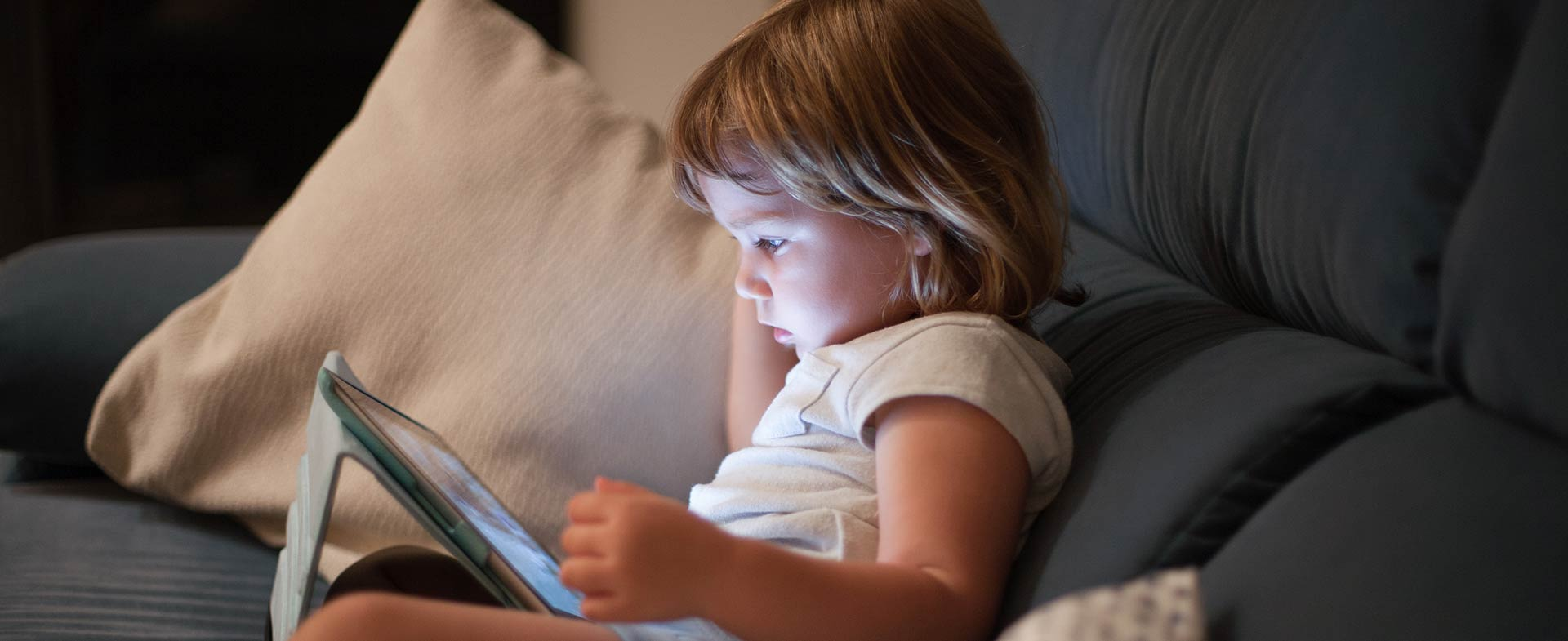 digital devices developmental delays