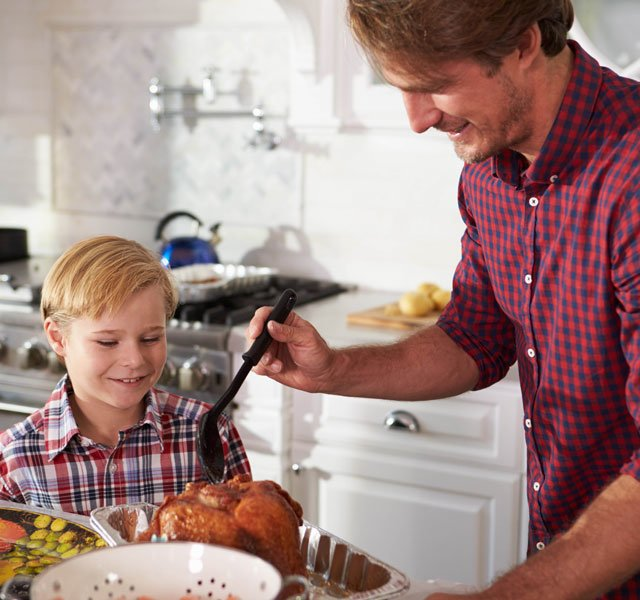 Terrific Turkey 101 Food Safety Tips For Thanksgiving Henry Ford Download Free Architecture Designs Scobabritishbridgeorg