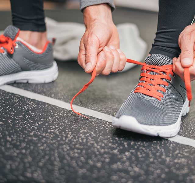 Right Shoes For Your Workout
