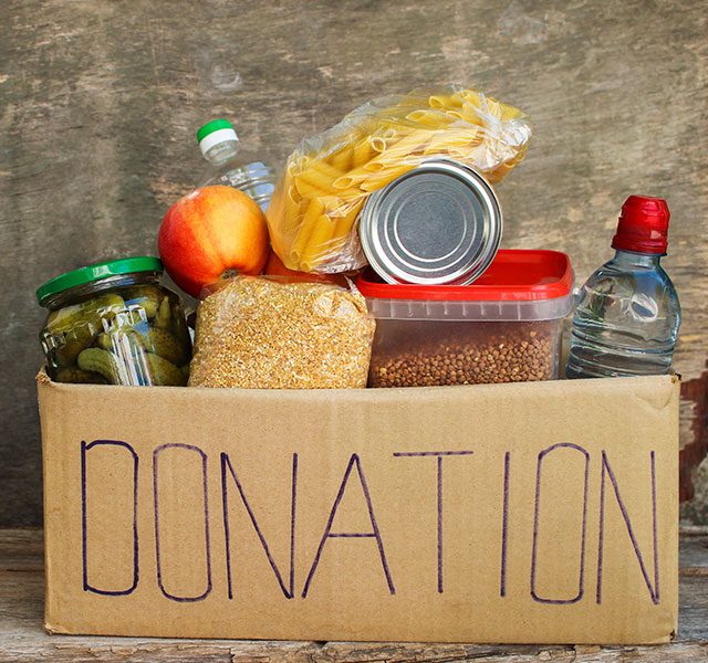 Healthy Food Bank Donations: What To Give | Henry Ford LiveWell