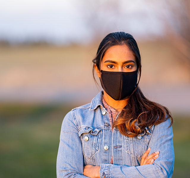Debunking Mask Myths Why It S Important To Wear A Face Mask Henry Ford Livewell