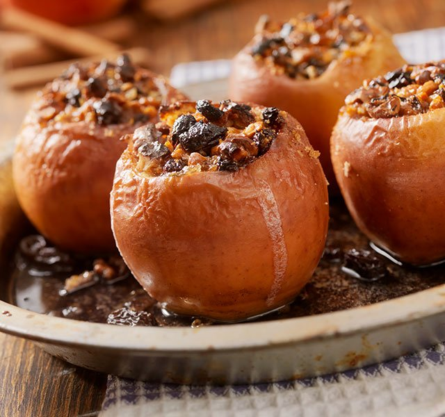 Recipe Heart Smart Baked Apples Henry Ford Livewell