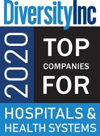 logo recognizing Henry Ford on the list of 2020 DiversityInc Top Hospitals & Health Systems