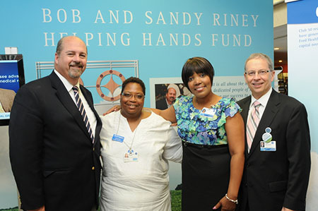 compassionate bob and sandy riney fund