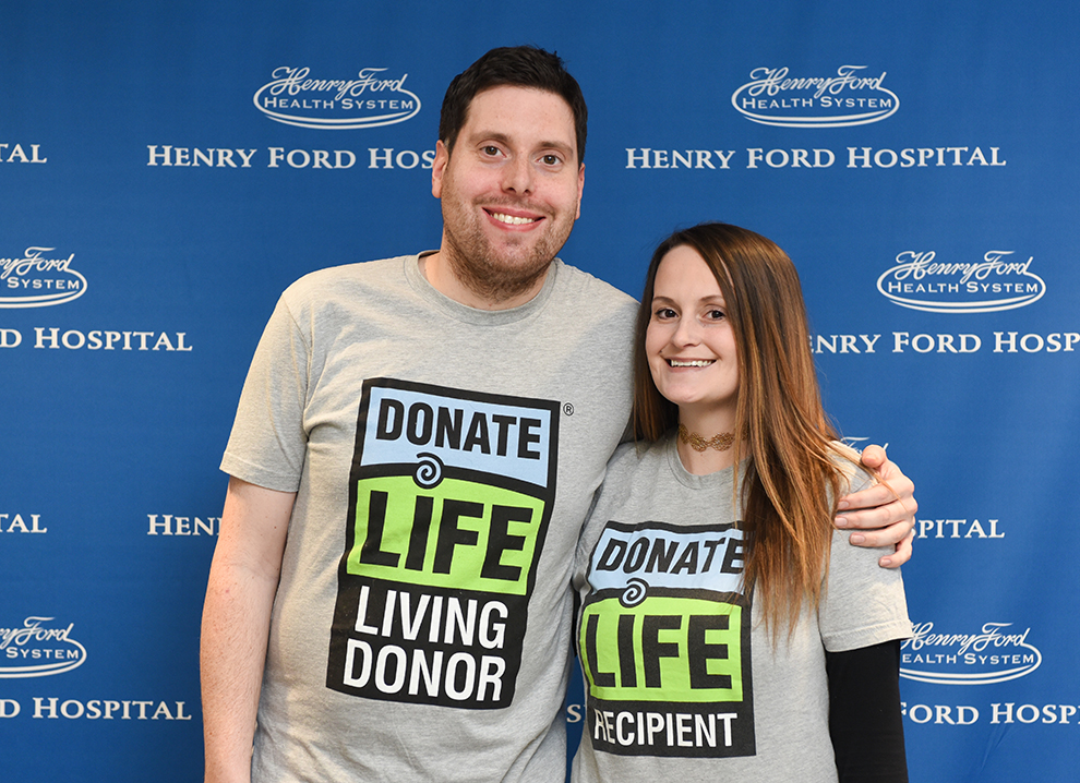 living donor