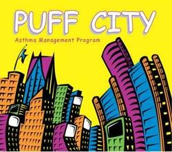 puff city logo