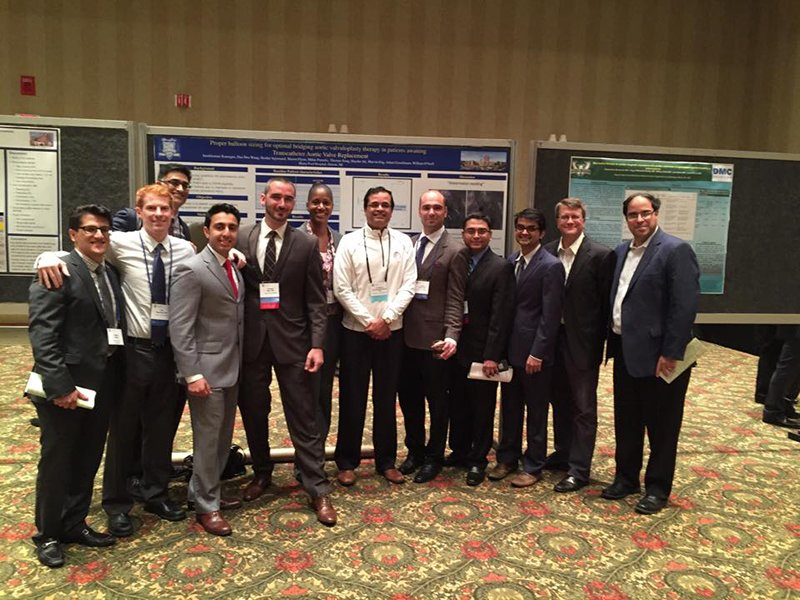 DrAnanthChairofthe2015MichiganACCandfellows