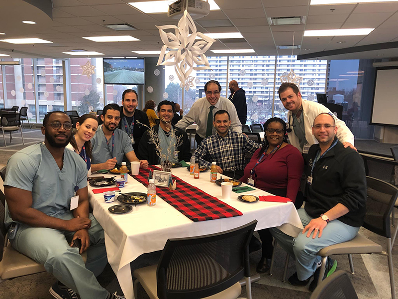 Medical Education Holiday Breakfast