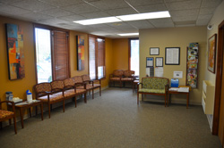 continuity clinic waiting room