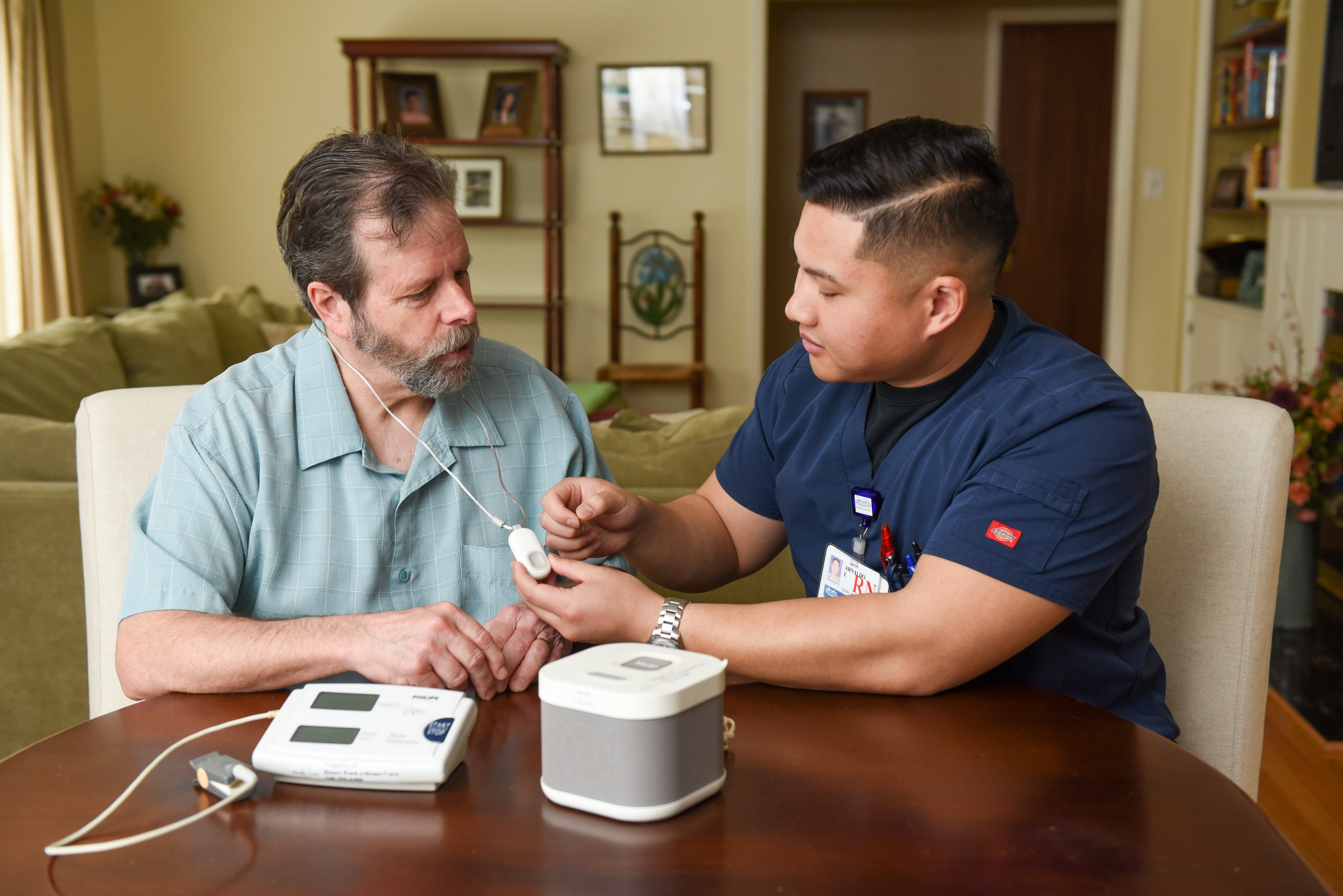 Home Health Care at Home