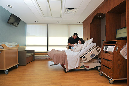 Birthing Center Tour - Henry Ford Macomb | Baby | Henry Ford