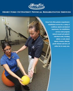 physical therapist brochure