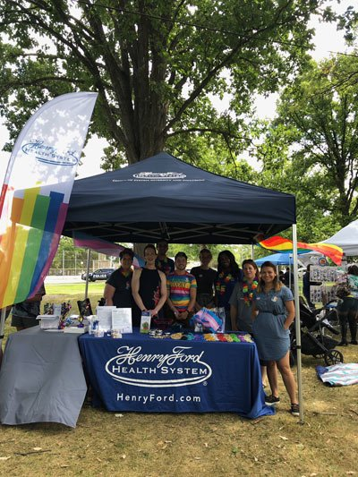 trans pride in the park