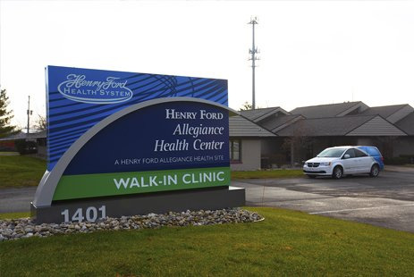 Henry Ford Allegiance Walk-In Clinic - North Street | Henry Ford
