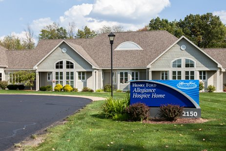 Henry Ford Allegiance Hospice Home | Henry Ford Health