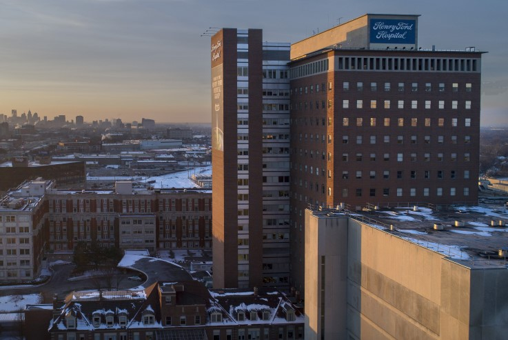 Henry Ford Radiology & Imaging - Henry Ford Hospital | Henry Ford