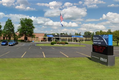 henry ford macomb health center bruce twp