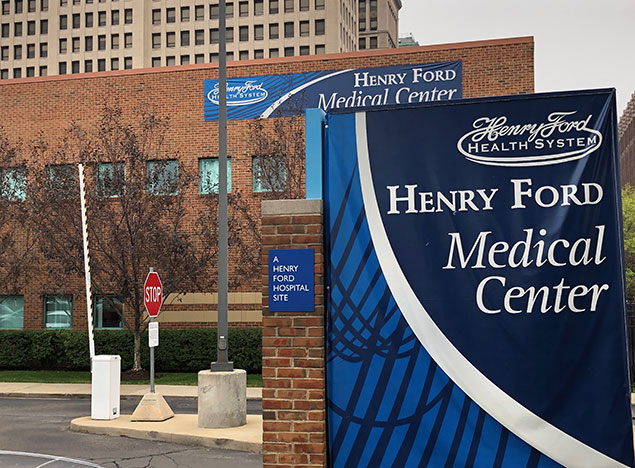 Henry Ford Medical Center - Second Avenue