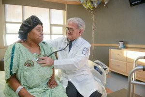 Oneill impella with patient smaller