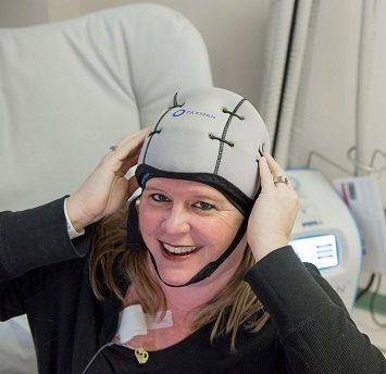 3714aa9c138 Innovative Ice-Free Scalp Cooling During Chemotherapy Prevents, Reduces  Hair Loss for Breast Cancer Patients