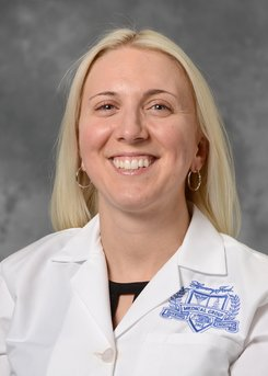Henry Ford nurse anesthesiologist, Courtney Clark, CRNA