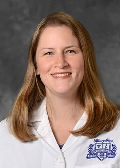 Henry Ford physician assistant, Melissa Keller, PA