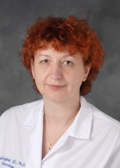 Mirela Cerghet MD PhD
