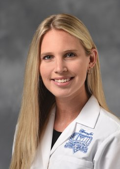 Mollie Blanchard-Brown, Primary Care Pediatrician