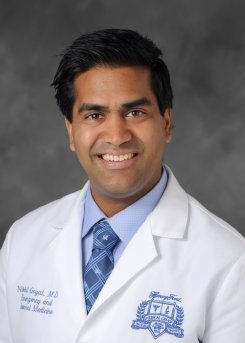 Nikhil Goyal MD