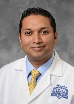 Henry Ford surgical oncologist, Rupen Shah, MD