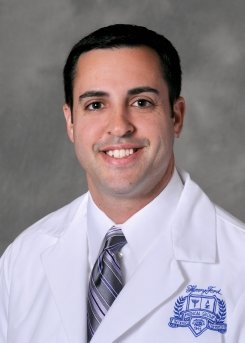 Henry Ford orthopedic surgeon, Bill Moutzouros, MD