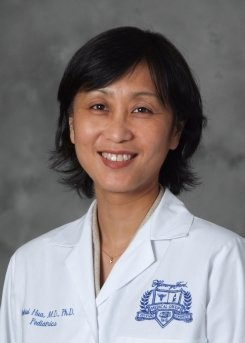 Wenhui Hua MD PhD